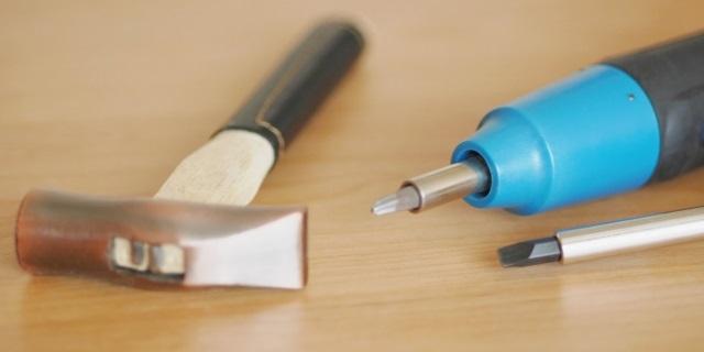 工具の写真