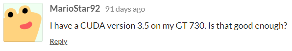 ユーザーからの質問