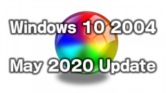 Windows 10 2004(May 2020 Update)がリリース!でもアップデートは時期尚早