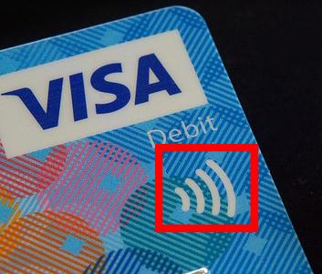 NFC Payマーク