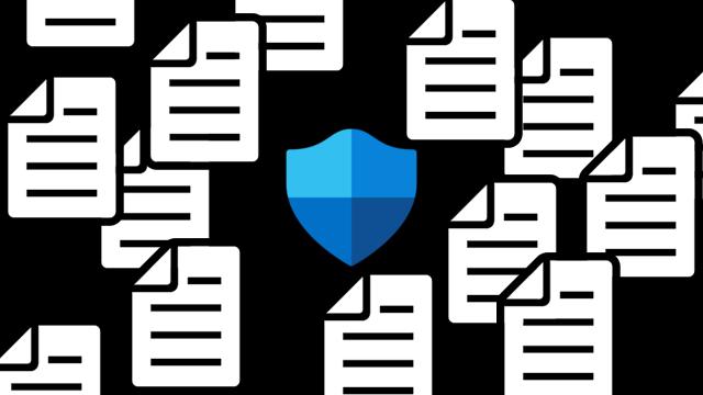 [修正済]Windows Defenderに数千のゴミファイルが生成されストレージを圧迫する不具合