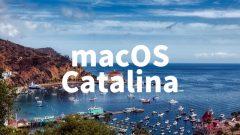 macOS 10.15 Catalinaリリース!プリンター使うならアップデートは待とう