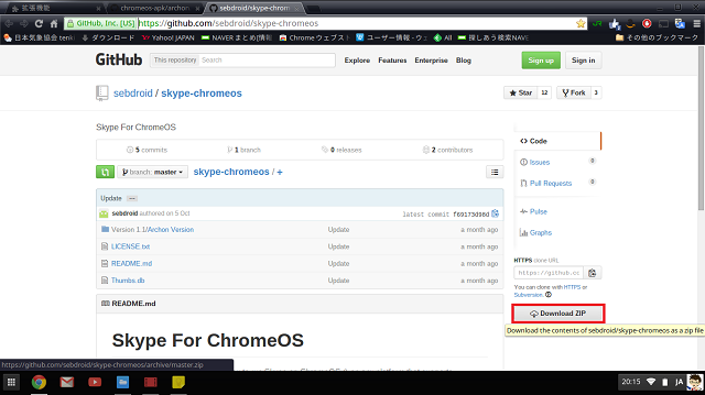 chrome-skype-download