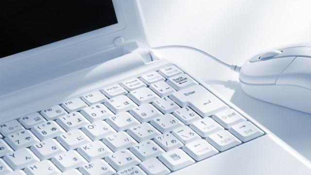 ノートPCの写真