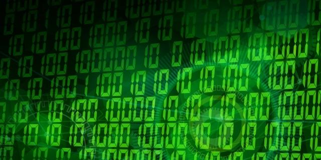 データのイメージ写真