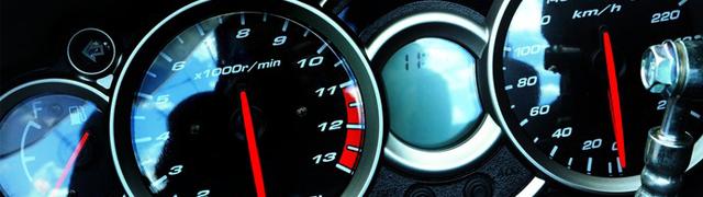 速度計のイメージ